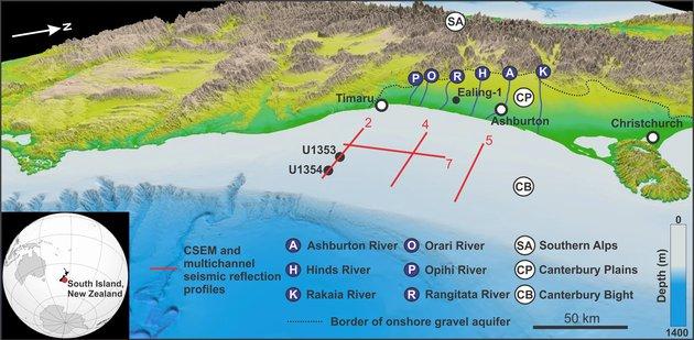 У Новій Зеландії під морським дном знайшли справжній «прісноводний заповідник» - Вода - 25 voda3