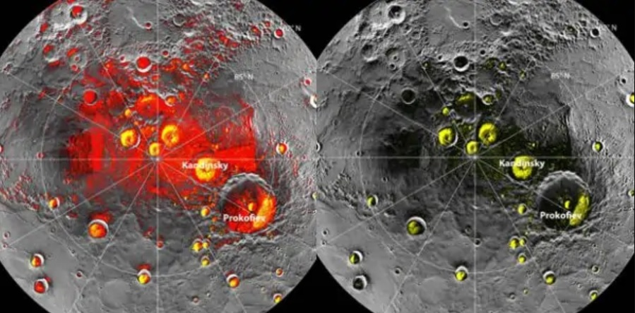 Вчені вважають, що на Меркурії може існувати життя - планета, Меркурій - 26 merkuryj2