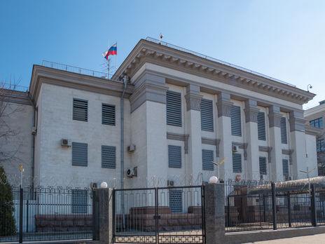 Землю не віддадуть: столична влада розірвала договори оренди з посольством РФ -  - 26 tn