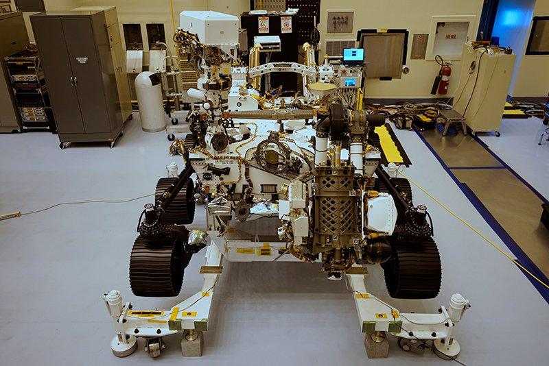«Відправ своє ім'я на Марс»: на борт марсохода Perseverance нанесли 10 932 295 імен - марсохід, NASA - 30 ymya