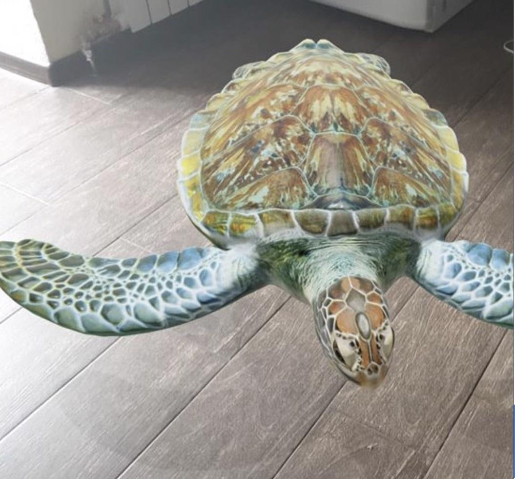 Тигр у вас вдома: як створити 3D-модель тварини за допомогою смартфона - тварина, google - 31 gugl4