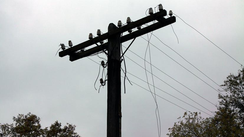 Сильний вітер: без струму залишилося більше 50 населених пунктів Київщини - негода, київщина, вітер - 394074