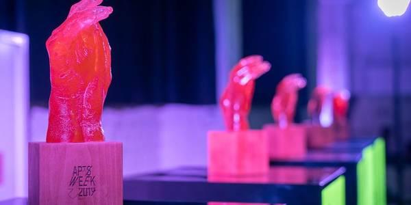 Реперка аlyona аlyona з Баришівки отримала премію Women In Arts -  - 5e6d02eeb05b9