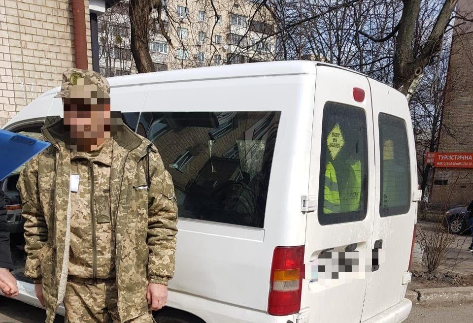 Працівник Київського СІЗО намагався пронести наркотики на територію установи -  - 6726