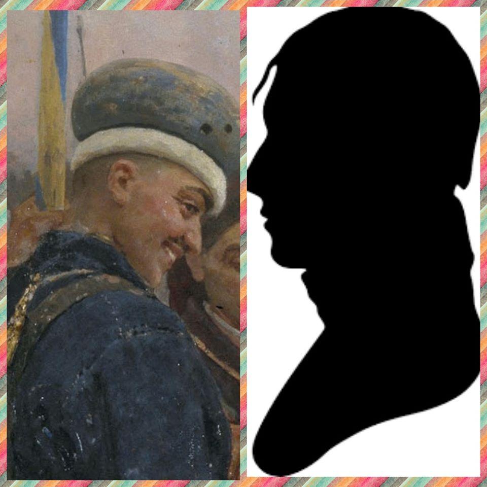 """Хто вони - герої картини Іллі Рєпіна """"Запорожці пишуть листа турецькому султану"""" -  - 86970057 3039926689387624 6286728241734483968 o"""