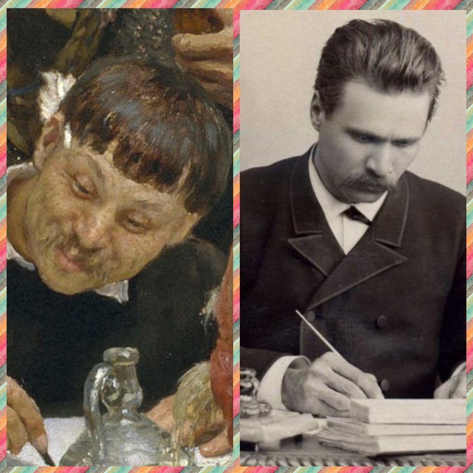 """Хто вони - герої картини Іллі Рєпіна """"Запорожці пишуть листа турецькому султану"""" -  - 87267140 3039925329387760 4363495105525448704 o"""