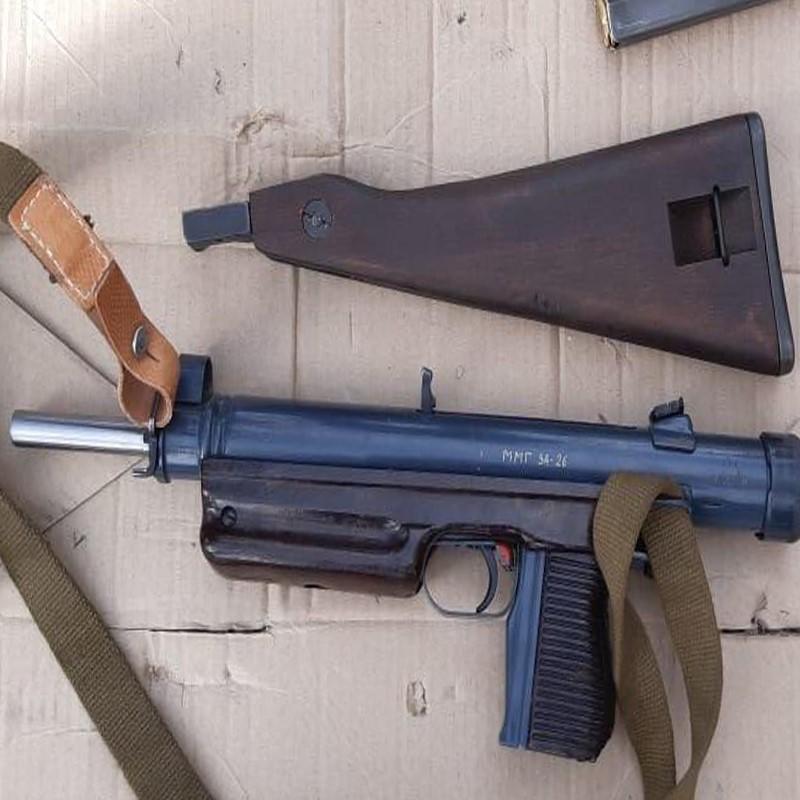 87484986_3227713370573336_3509168652278562816_n У жителя Київщини вилучили арсенал зброї та ліквідували цех з її виготовлення