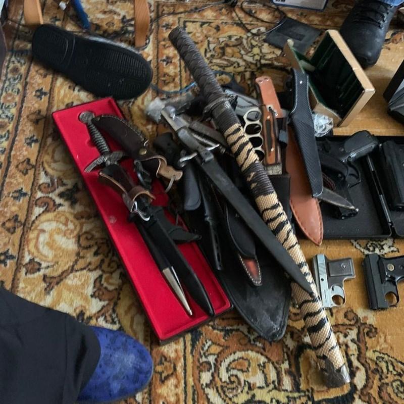 88135852_3227713050573368_6154499916816187392_n У жителя Київщини вилучили арсенал зброї та ліквідували цех з її виготовлення