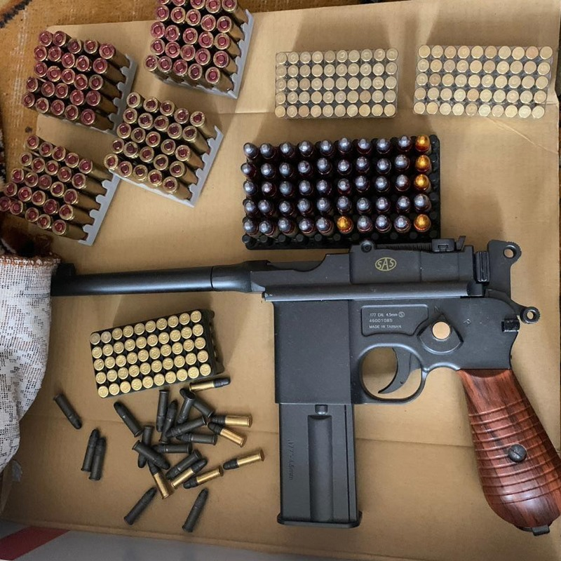 88207426_3227712840573389_1694184630552363008_n У жителя Київщини вилучили арсенал зброї та ліквідували цех з її виготовлення