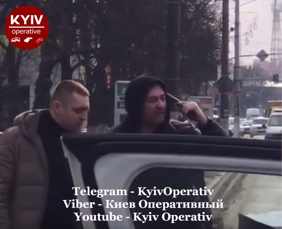 Бориспіль: відоме ім'я чоловіка, який погрожував себе вбити із пістолета -  - 88357390 936342633428490 7886362397080813568 n