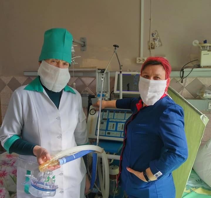 У Фастівській ЦРЛ заявили про готовність протидіяти коронавірусу - Фастівська ЦРЛ, коронавірус - 88957830 631045181013911 5487490993236213760 n kopyya