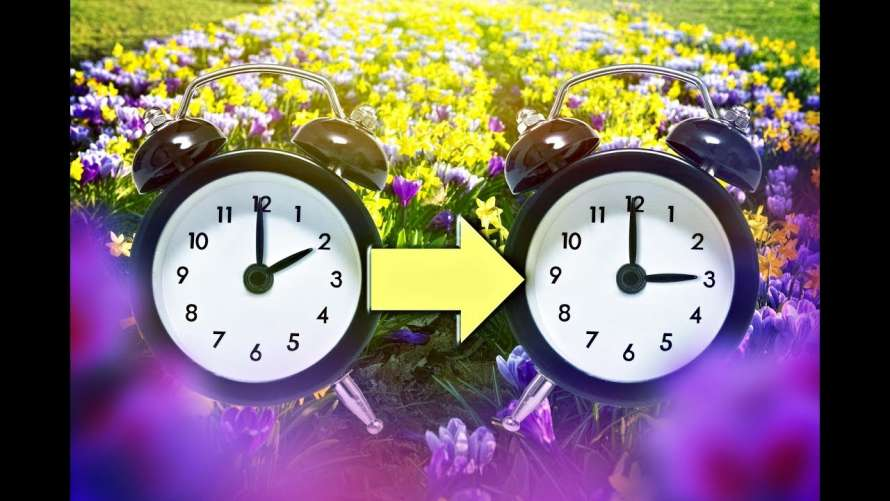 На годину вперед: Україна переходить на літній час -  - 890 450 5c9de57a3f2df