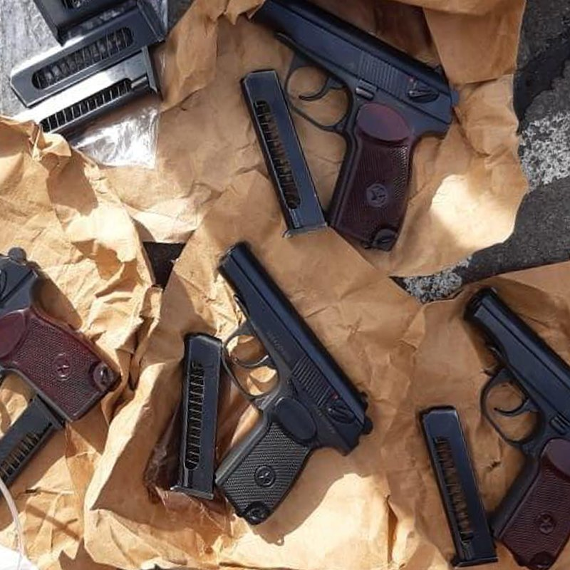 89179742_3227713140573359_2120572160312344576_n У жителя Київщини вилучили арсенал зброї та ліквідували цех з її виготовлення