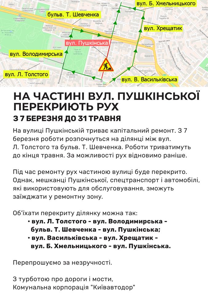"""Березневі роботи """"Київавтодору"""": список вулиць -  - 89357813 1379381538911389 1757093716616544256 o 1"""