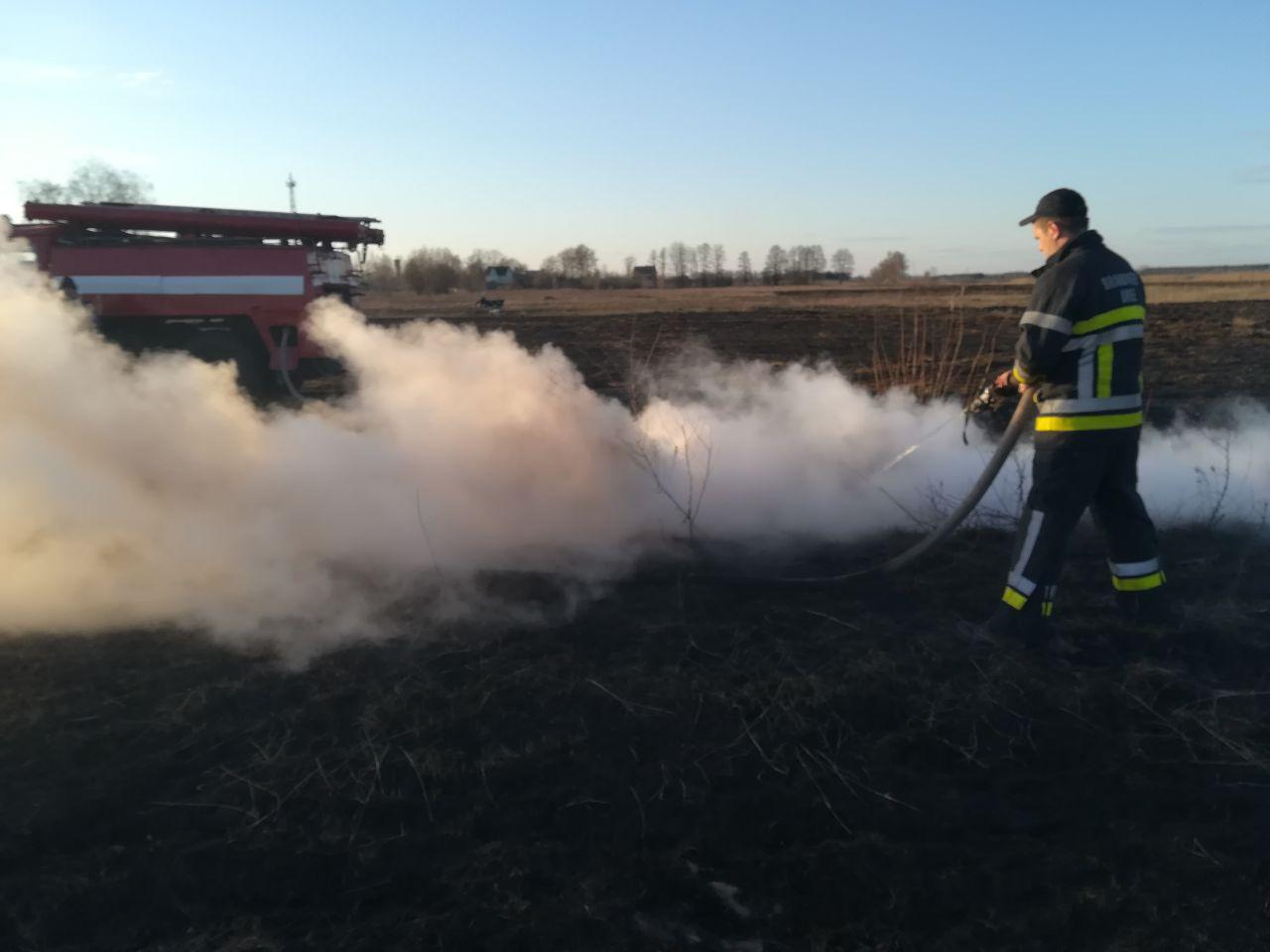 Дві пожежі на Іванківщині: горіли приватний будинок та торфовище -  - 89437658 2477867635650530 34599273805109002244444