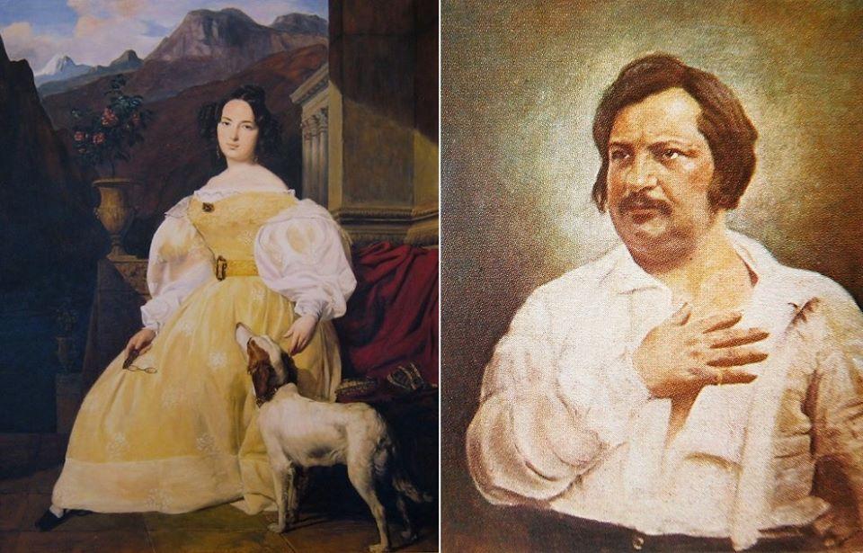 Шанувальники таланту Оноре де Бальзака пригадують річницю його одруження -  - 89737859 4169601649732126 6688240278693740544 o