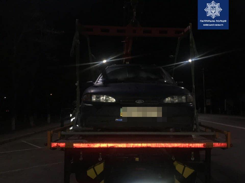 Нетверезий водій легковика втікав від бориспільських патрульних -  - 89766728 1701738769999709 6409091872882425856 n