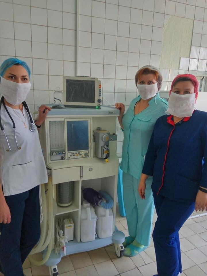 У Фастівській ЦРЛ заявили про готовність протидіяти коронавірусу - Фастівська ЦРЛ, коронавірус - 89808026 631045084347254 6363160431762079744 n