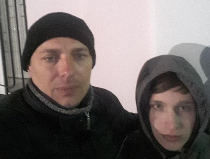 Хлопця з Ірпеня, якого оголосила в розшук поліція, знайшли - Кухалейшвілі, ірпінь - 89876304 2827672433934550 1033163561397911552 o