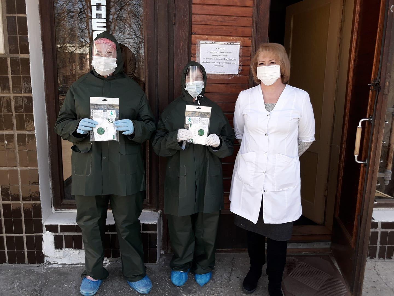 У Фастівській ЦРЛ заявили про готовність протидіяти коронавірусу - Фастівська ЦРЛ, коронавірус - 89931559 631565397628556 2005908761281036288 o