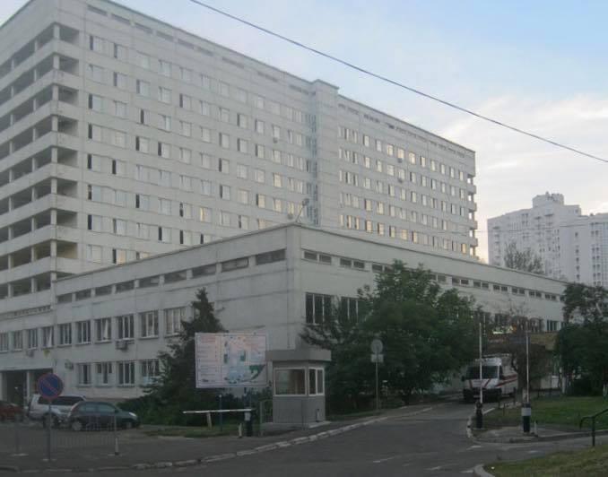 З вікна 12 поверху столичної лікарні випав пацієнт -  - 90205329 945025995893487 2446007355658207232 n