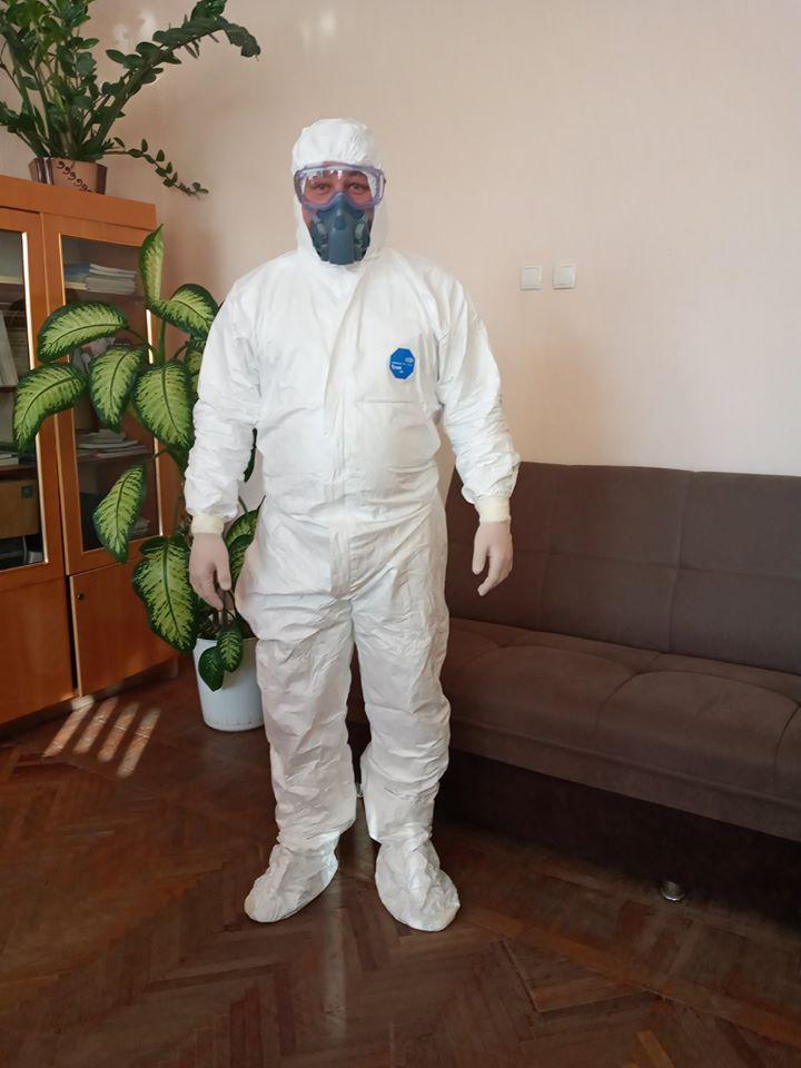 90603638_1722633267876298_1886829680602906624_o Васильківська лікарня готується до прийому хворих на COVID-19