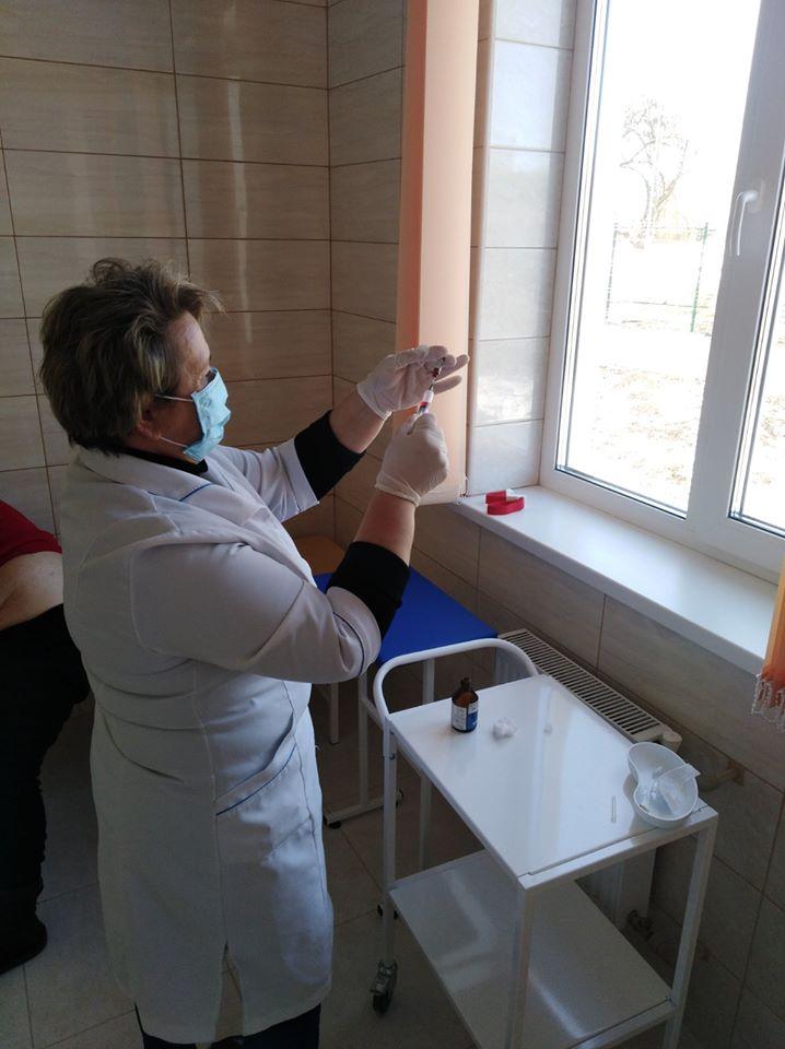 У Білоцерківському районі відкрили нову медамбулаторію - Білоцерківщина - 90828805 141849840673480 3487857522772017152 o