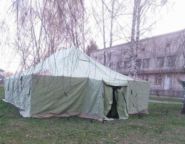 Переяславці розкритикували  мобільний пункт прийому хворих з підозрою на COVID-19 -  - 91095072 859698851170436 231954763996987392 n