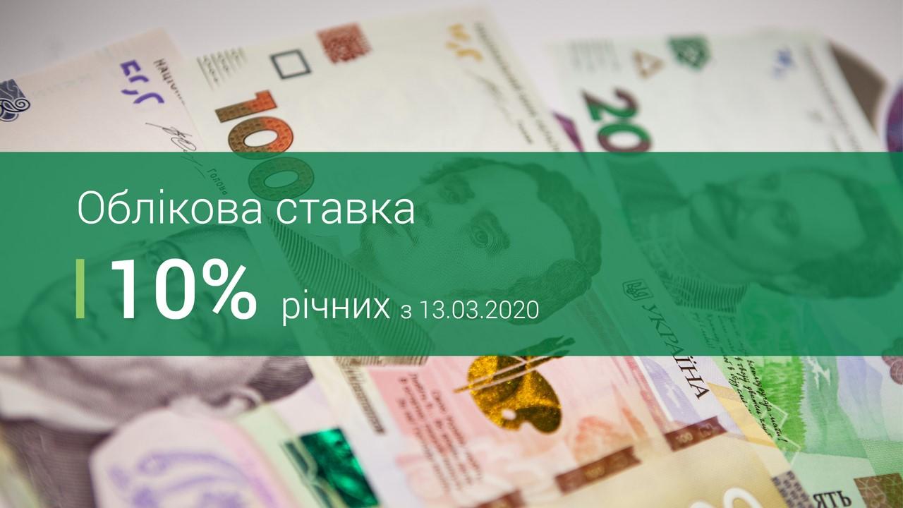 Нацбанк знизив облікову ставку до 10% - Україна, НБУ - BANK