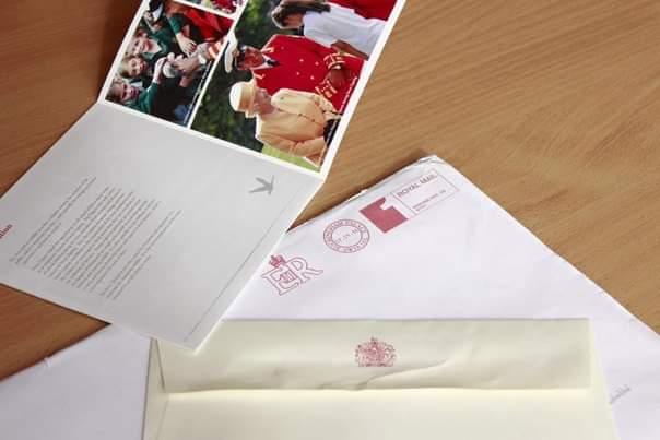 Дівчинка з Бучі отримала лист від королеви Великобританії -  - FB IMG 1585236144998