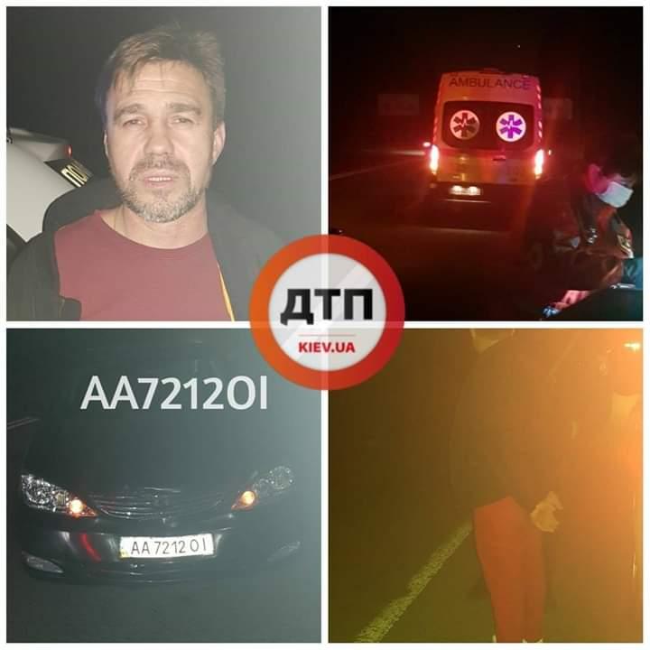 На новій ірпінській трасі - знову ДТП: п'яний чоловік здійснив лобове зіткнення -  - FB IMG 1585546657952