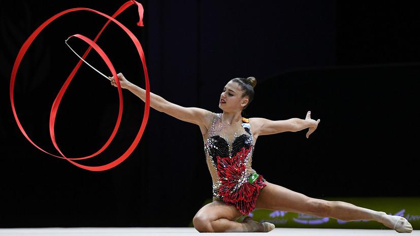 Чемпіонат Київщини з художньої гімнастики у Білій Церкві