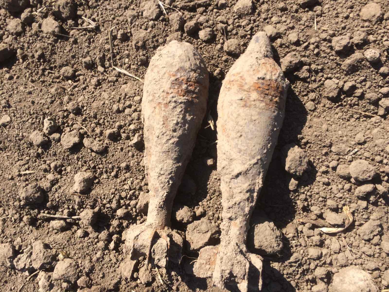На Київщині виявлено і знищено 11 мін та снарядів -  - IMG 6ebe251b8a9157da09a144a2eade868a V