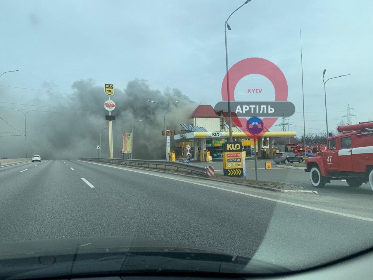 """5 карет """"швидкої"""", багато рятувальників: у Чабанах - масштабна пожежа біля заправки -  - IMG 20200301 133308 580"""