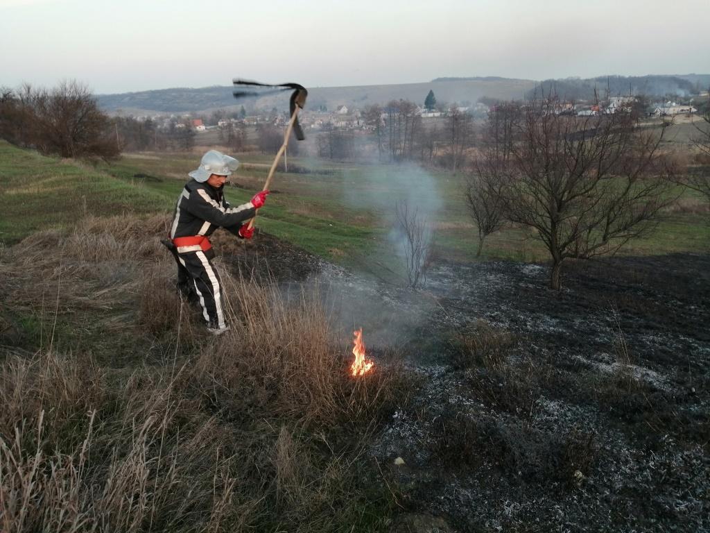 В екосистемах Київщини за добу сталося 150 пожеж на площі 215 га -  - IMG 20200319 175139