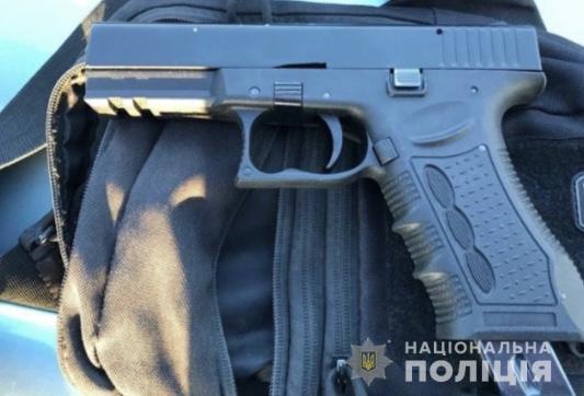IMG_4650 На Броварщині затримали озброєних молодиків з Чернігівщини