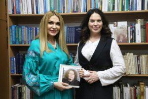 Президенти України читають вірші Ліни Костенко -  - Lytovchenko Sumska