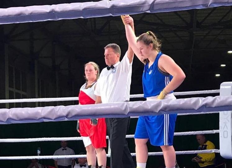 Боксерка з Броварщини - призерка міжнародного турніру -  - MLboks