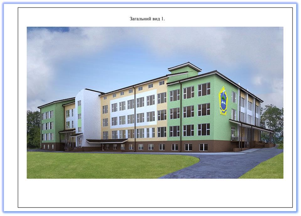 Карантин не зупинив будівництво соціальних об'єктів  на Вишгородщині -  - SHKOLA1