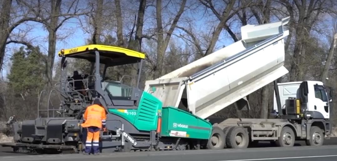На Броварщині продовжують ремонт на автодорозі державного значення М-01 -  - Screenshot 19 3