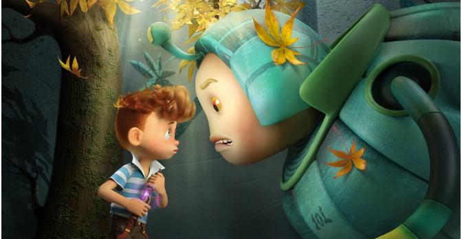 """Оновленого """"Петрика П'яточкина"""" відібрано для показу на найбільший анімаційний форум Європи Cartoon Movie -  - Screenshot 2"""