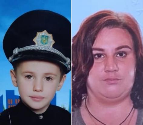 Встановлено місцезнаходження матері з малолітнім сином, яких розшукували в Броварах -  - Screenshot 27 1