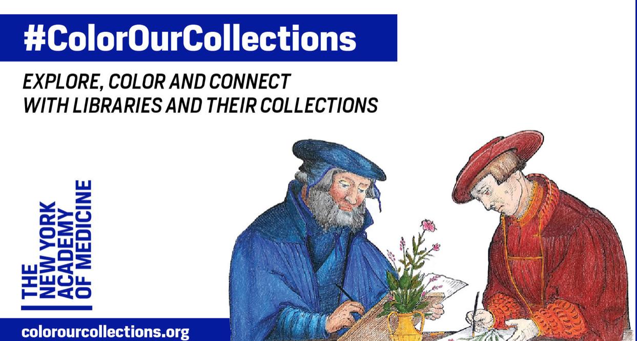 #ColorOurCollections: 100 музеїв та бібліотек надали бекоштовні розмальовки - Бібліотека - Snymok ekrana 2020 03 30 v 01.36.47