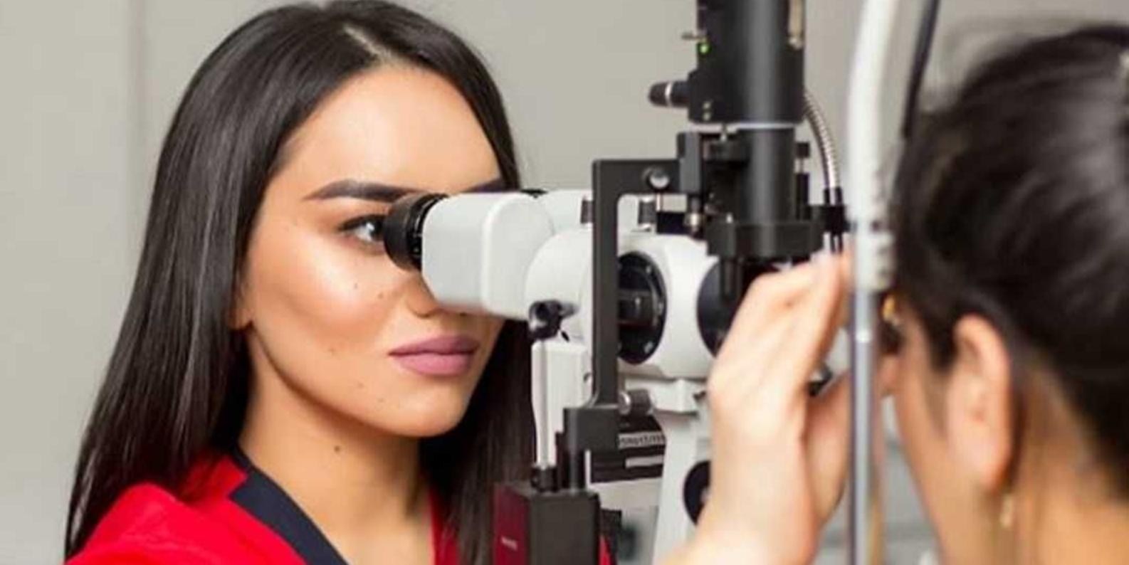 Глаукома – основна причина сліпоти: в Україні сліпа людина є в кожній 10-й родині -  - Snymok ekrana 24
