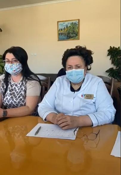 Snymok-ekrana-57-1 Васильківська лікарня готується до прийому хворих на COVID-19