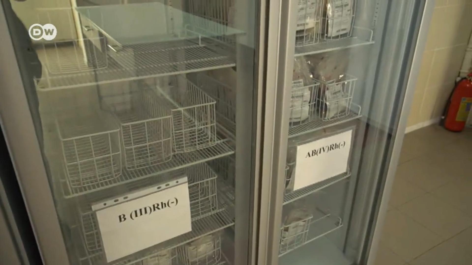 Нестача донорської крові в Україні через коронавірус - Кров, коронавірус - Snymok ekrana 62