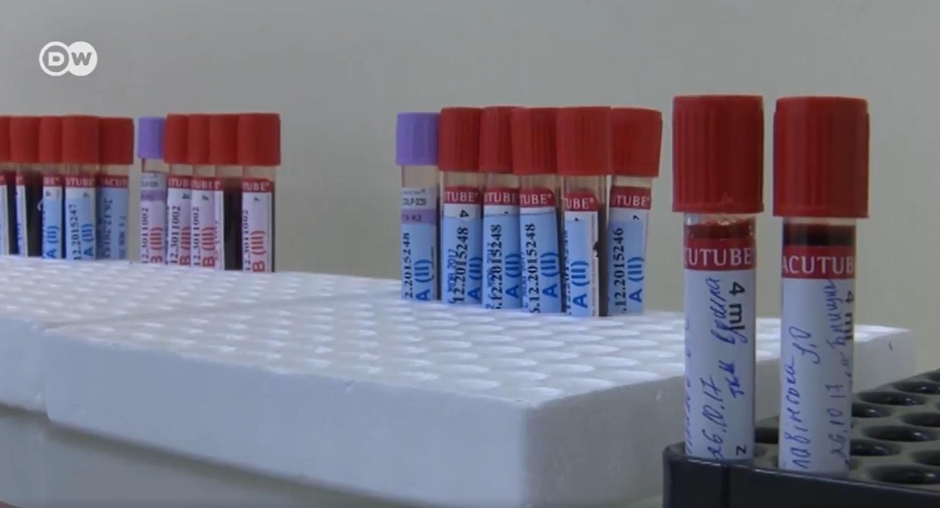 Нестача донорської крові в Україні через коронавірус - Кров, коронавірус - Snymok ekrana 63