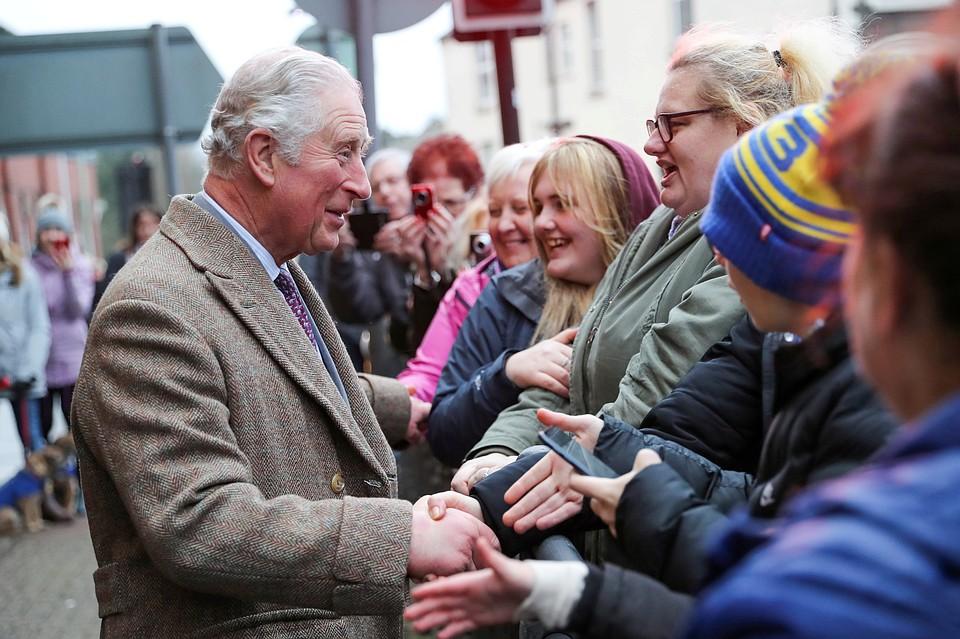 Принц Чарльз заразився коронавірусом - коронавірус - charlz
