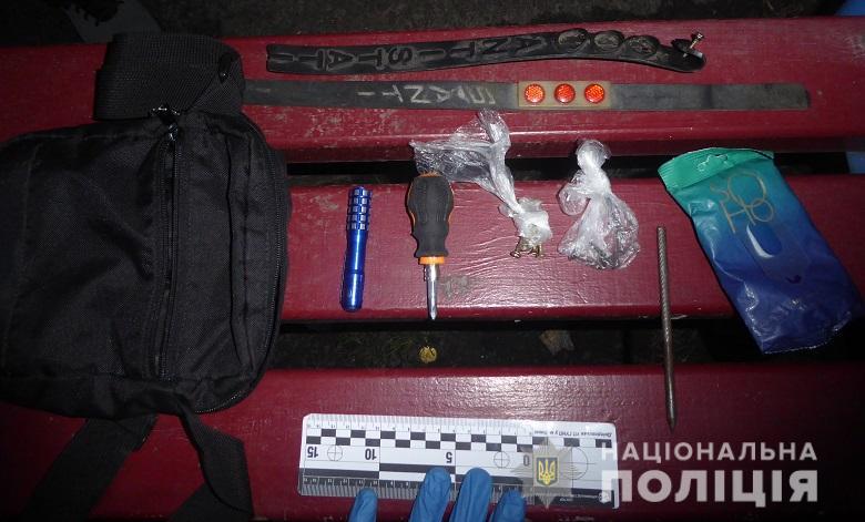 У Києві затримали іноземця, який пограбував автівку - кримінал, Грабіж - dnhrabopv032032
