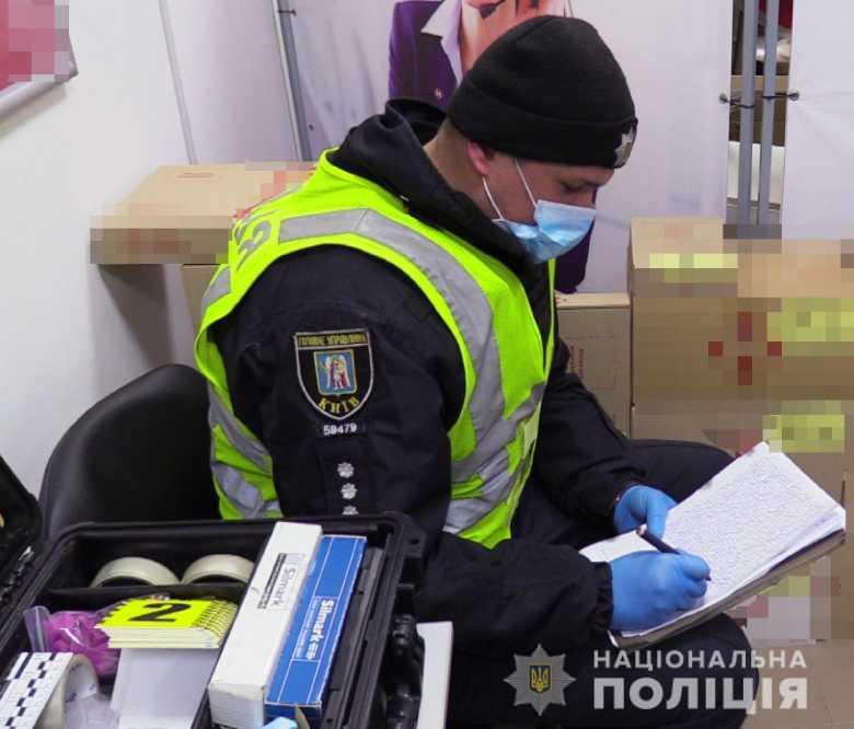 Озброєний розбійний напад на відділення пошти у Києві: затримано зловмисника-гастролера -  - dnposhta040320